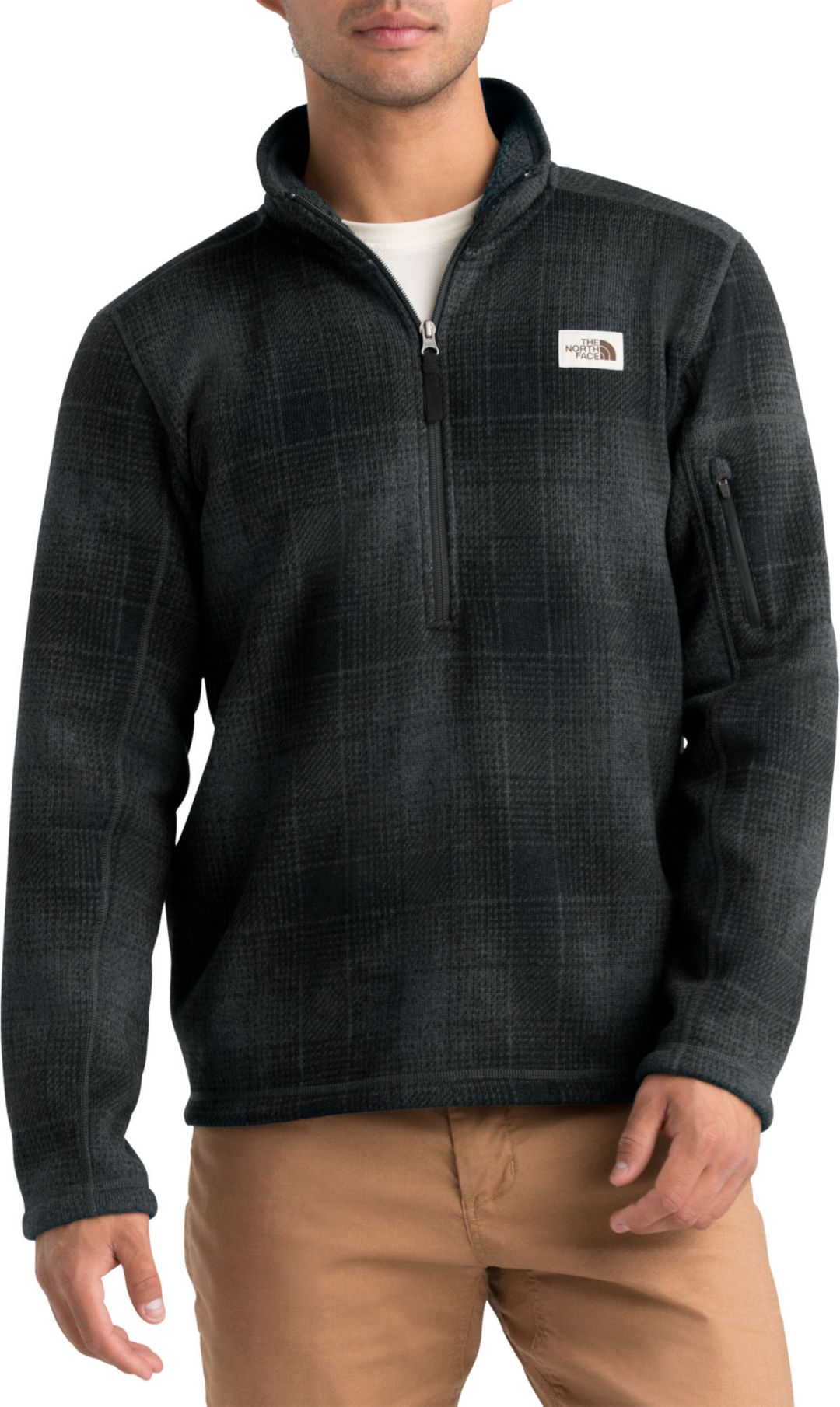 buy sale price reduced new york The North Face Men's Gordon Lyons Novelty 1/4 Zip Pullover