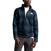 The North Face Men's Gordon Lyons Novelty 1/4 Zip Pullover