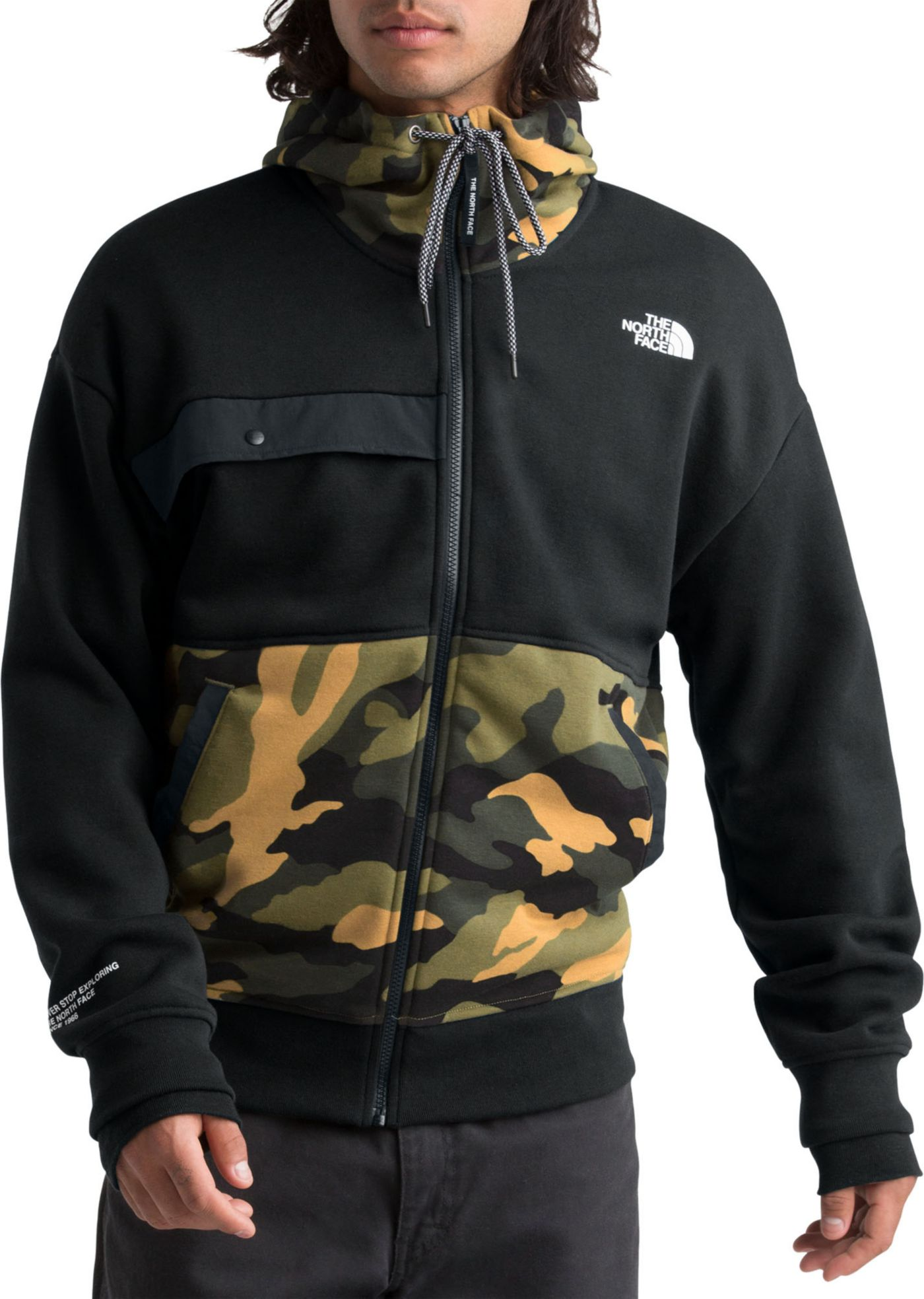 The North Face Men's Graphic Fleece Jacket