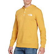 The North Face Men's Henley Injected Pullover Hoodie
