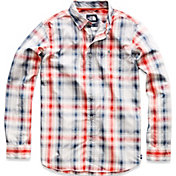 The North Face Men's Long Sleeve Buttonwood Shirt