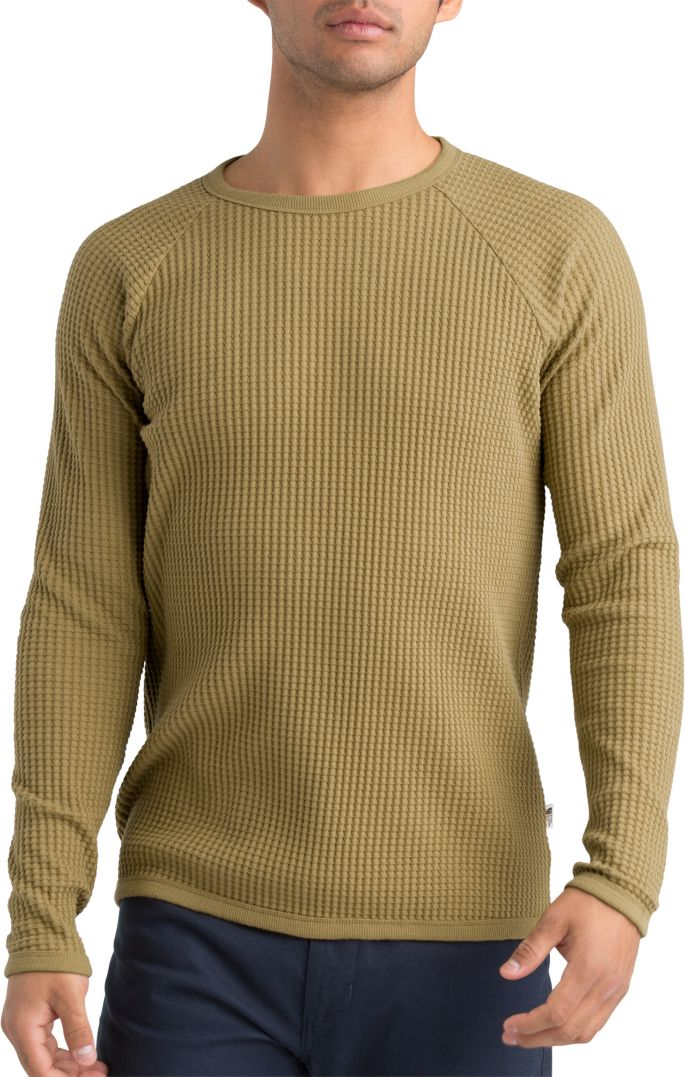 The North Face Men's Chabot Long Sleeve Crew Shirt