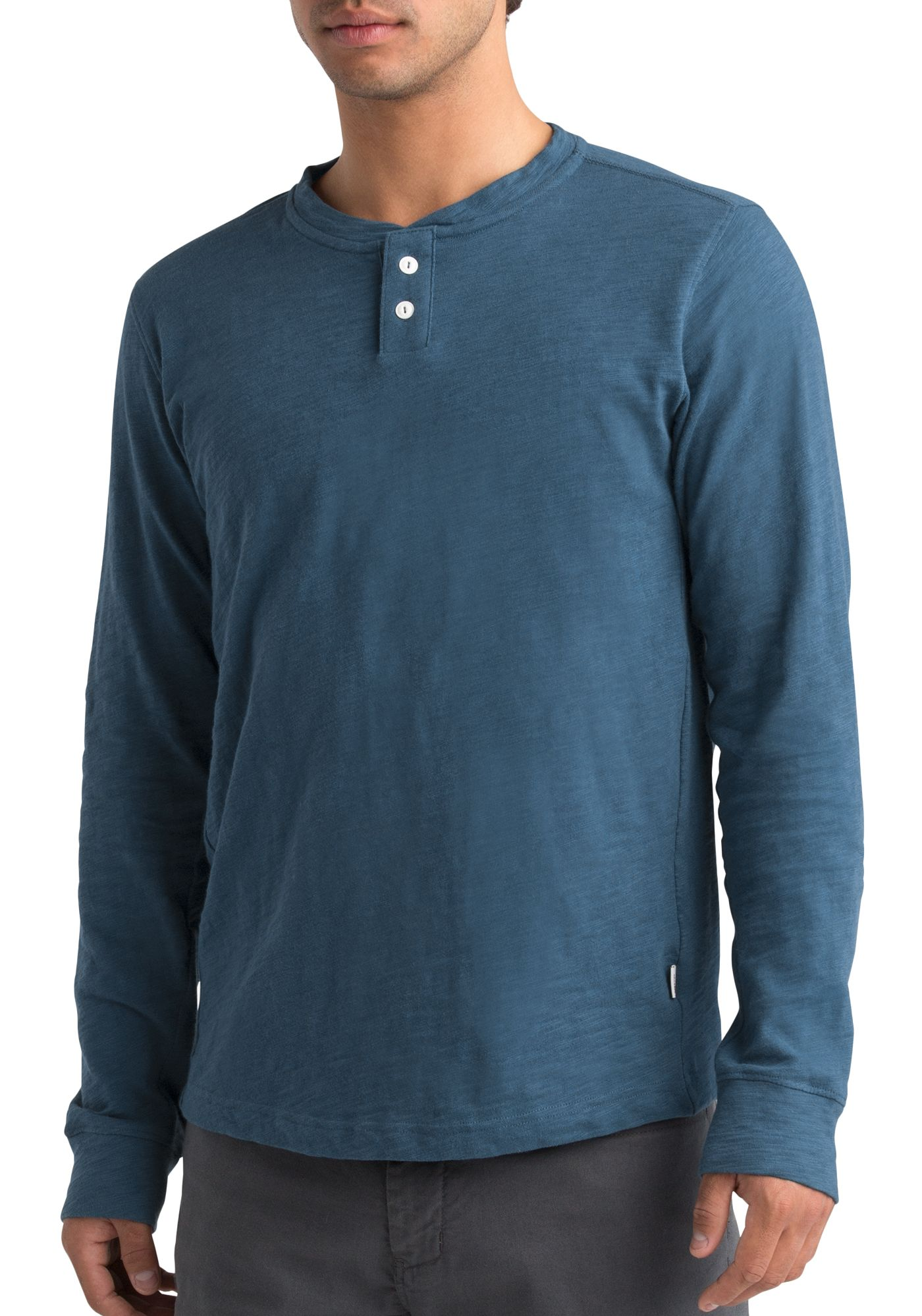 The North Face Men's Chasmic Long Sleeve Henley Shirt