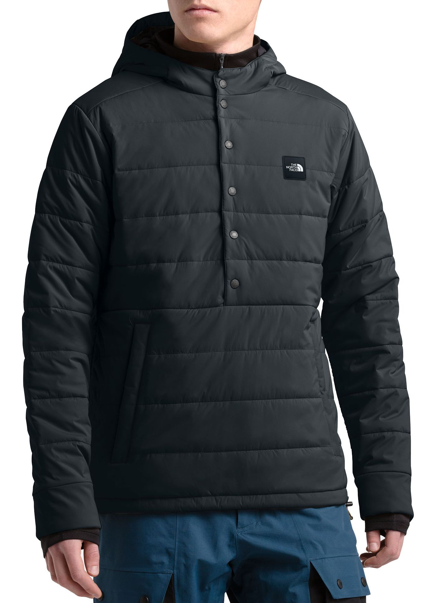 The North Face Men's Fallback Insulated Pullover Hoodie