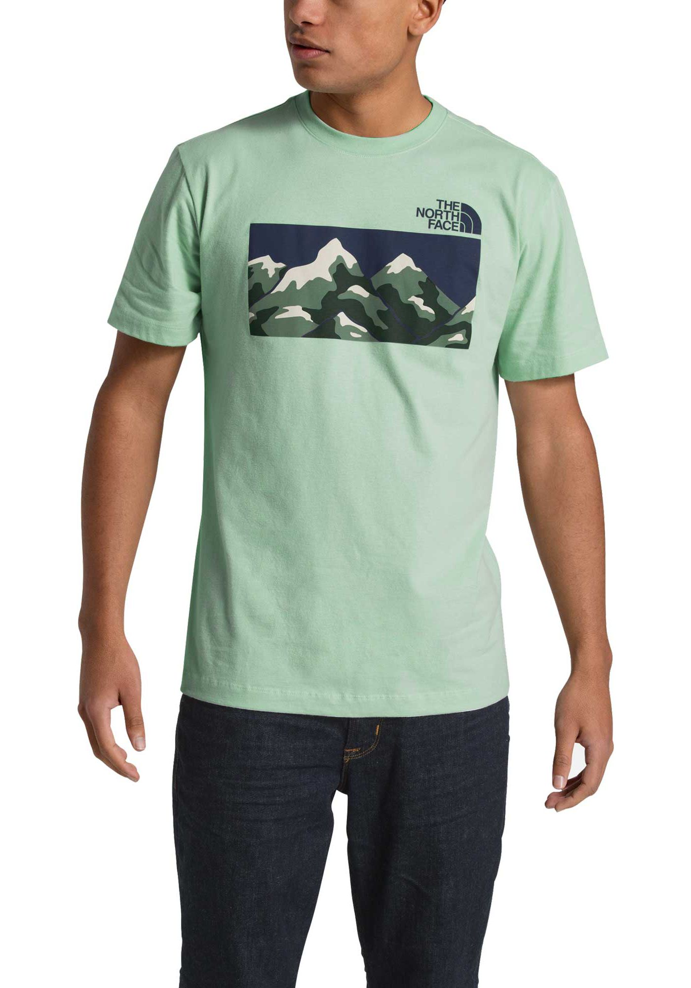 The North Face Men's Short Sleeve From The Beginning T-Shirt