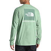The North Face Men's Red Box Fashion Long Sleeve Shirt