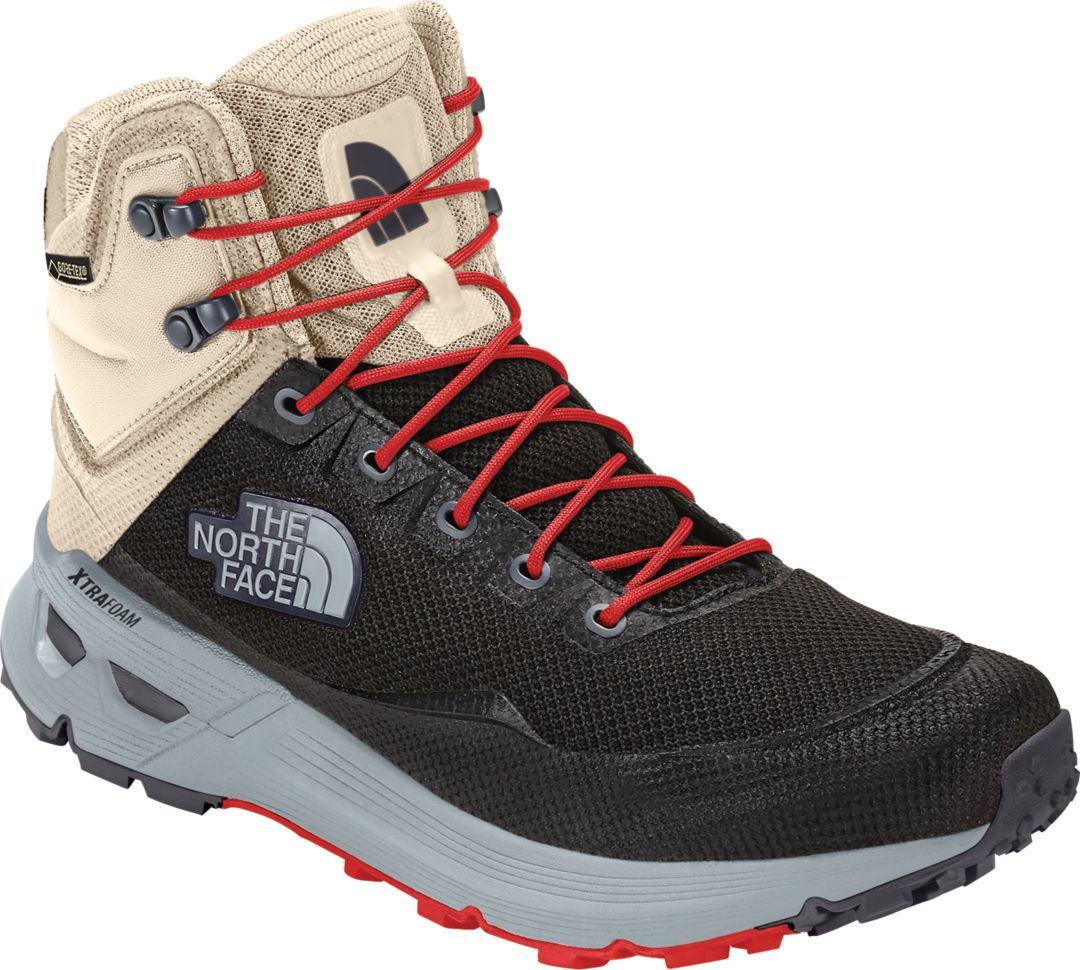 e1b61e3a48f The North Face Men's Safien Mid GTX Waterproof Hiking Boots