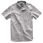 The North Face Men's Short Sleeve Buttonwood Shirt