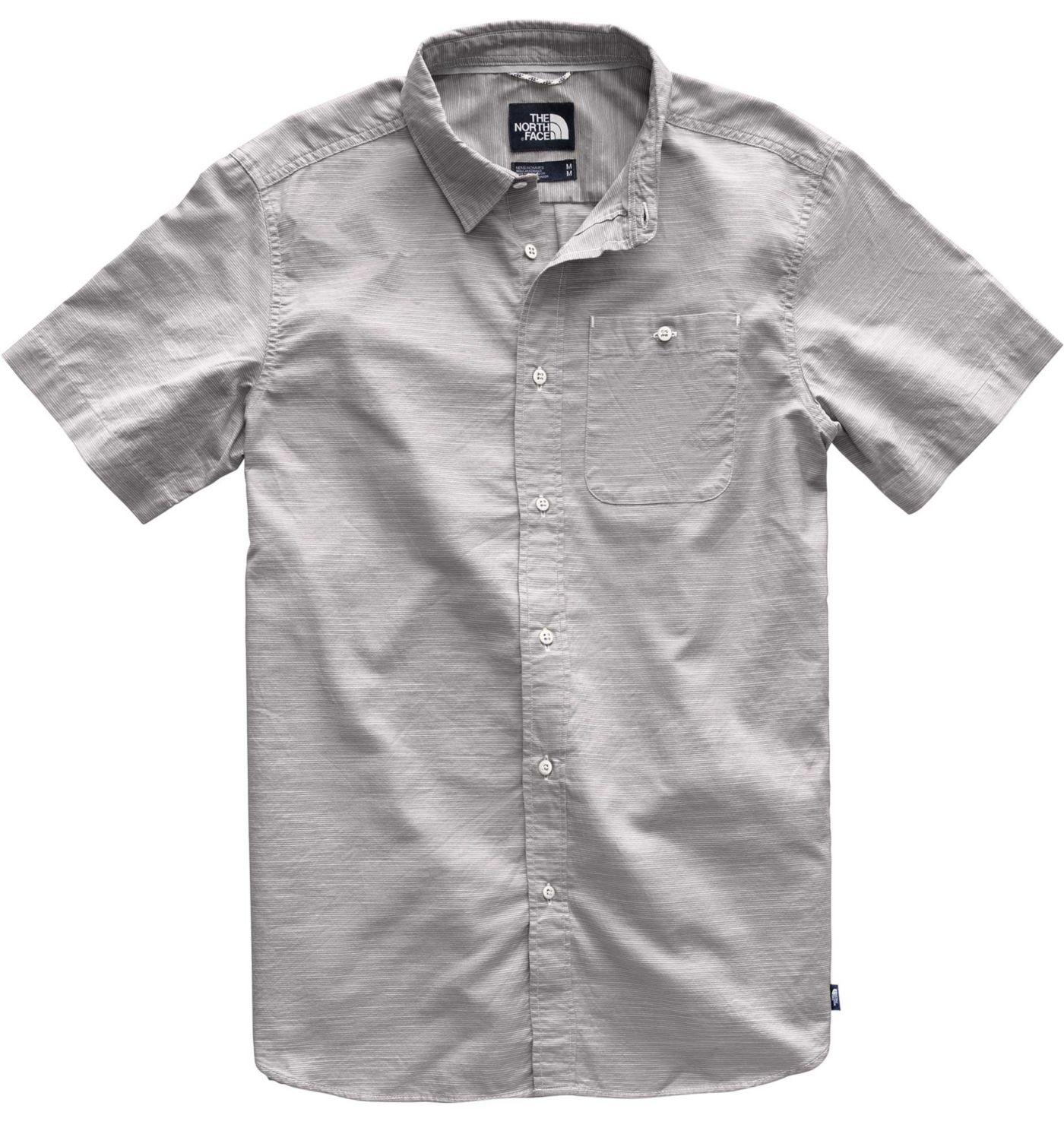 The North Face Men's Short Sleeve Buttonwood Shirt