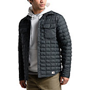 The North Face Men's ThermoBall Eco Insulated Snap Jacket