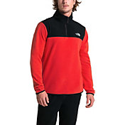 The North Face Men's TKA Glacier ¼ Zip Pullover