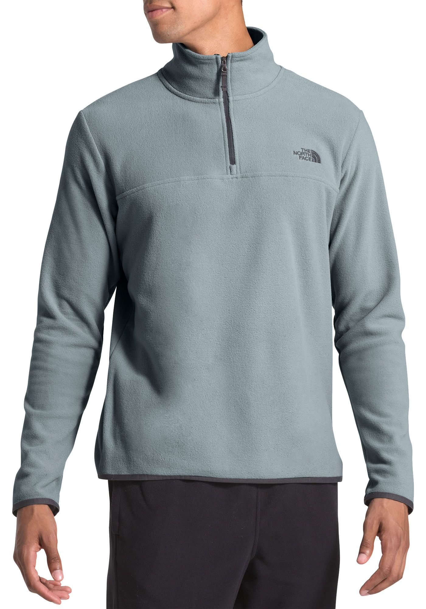 The North Face Men's TKA Glacier ¼ Zip Pullover