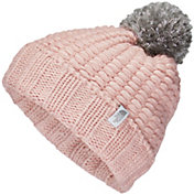 The North Face Women's Pink Ribbon Cozy Chunky Beanie