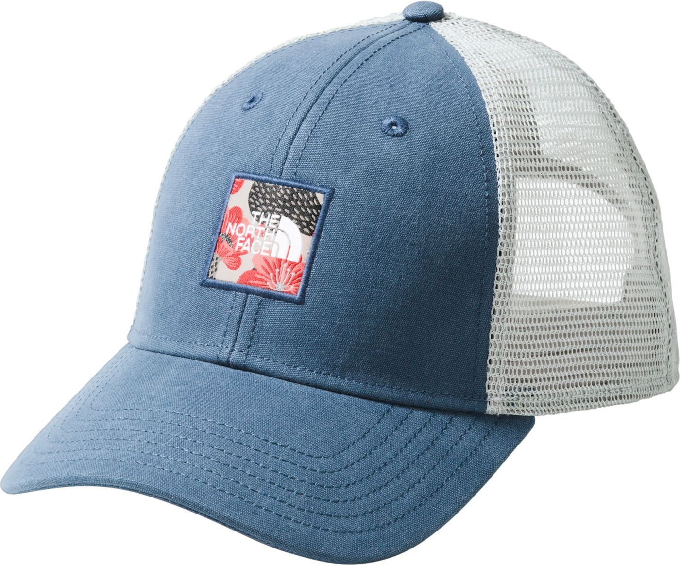 The North Face Women's Box Logo Trucker Hat