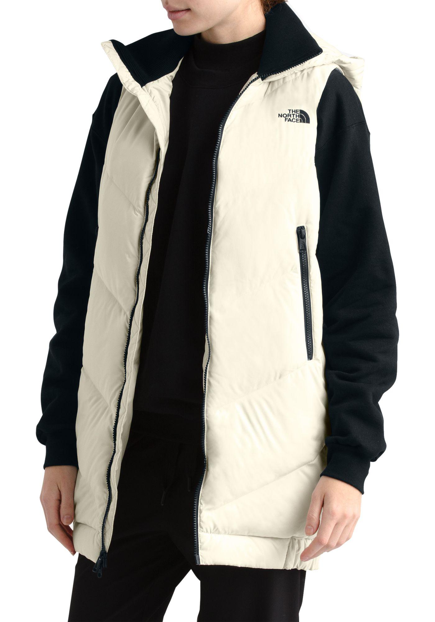 The North Face Women's Albroz Long Down Vest