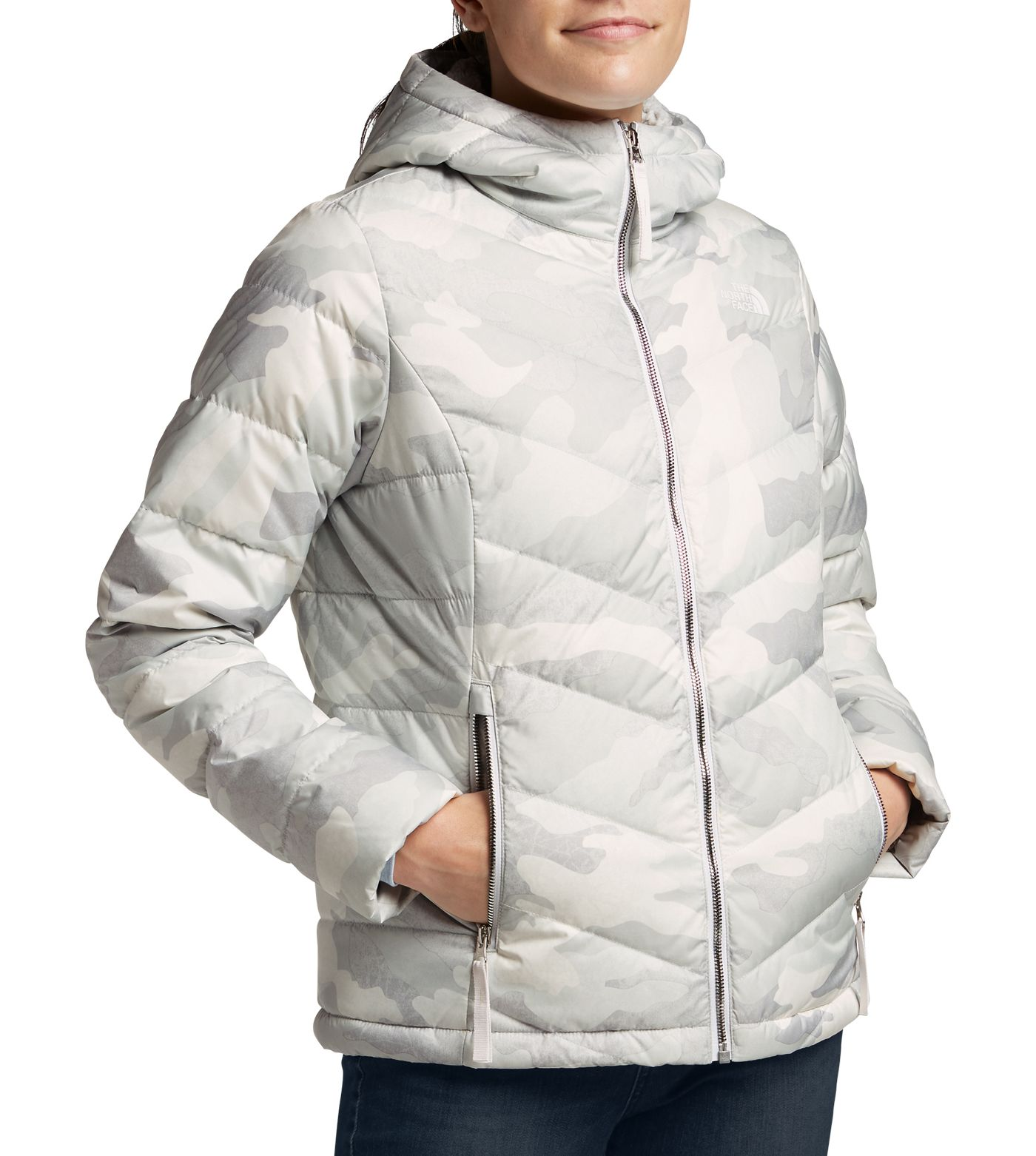 The North Face Women's Alpz Luxe Hooded Jacket