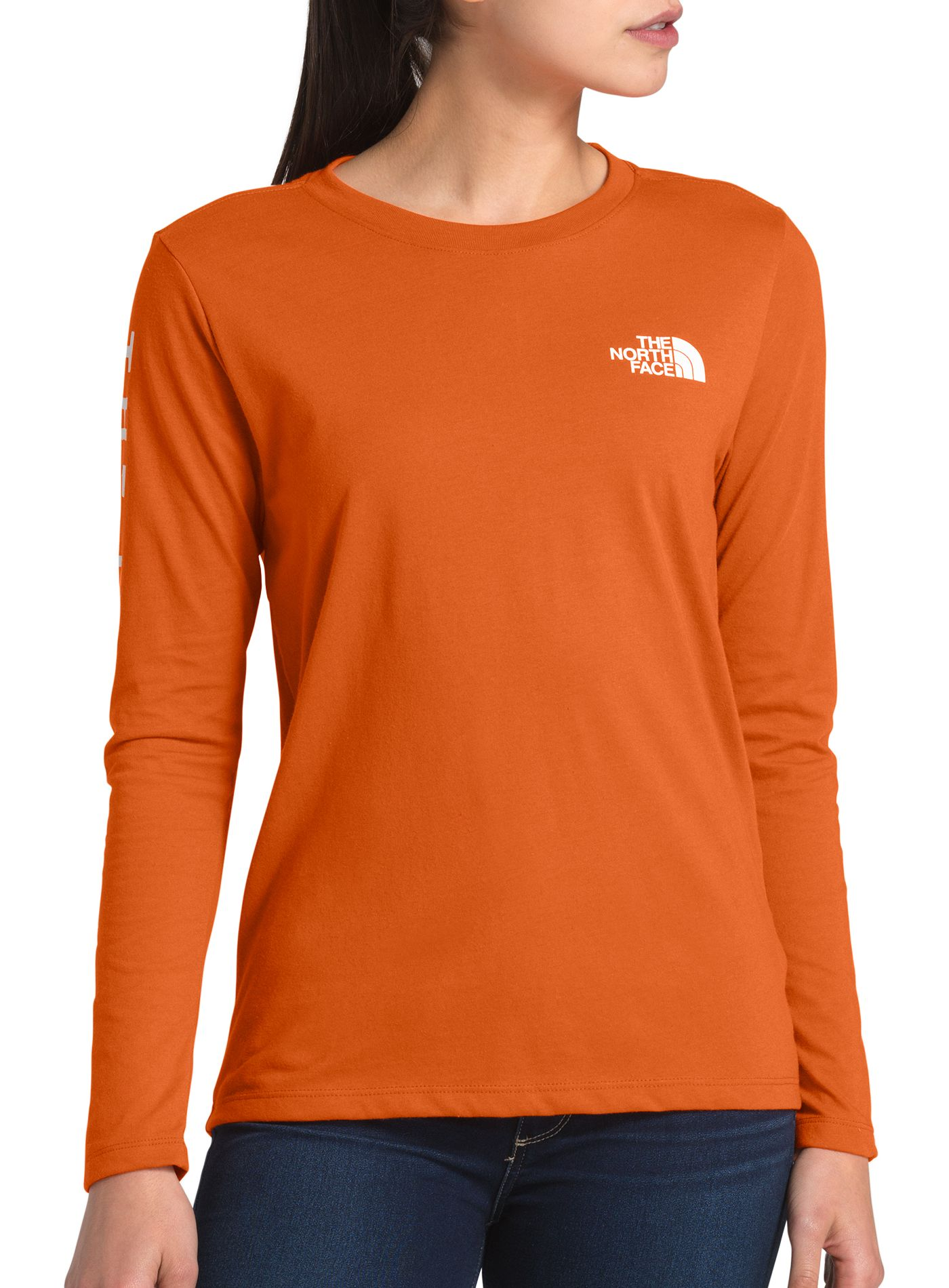 The North Face Women's Bottle Source Long Sleeve T-Shirt