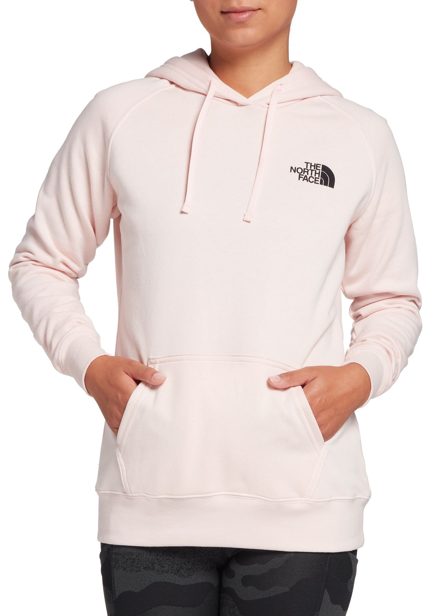 The North Face Women's Pink Ribbon Pullover Hoodie