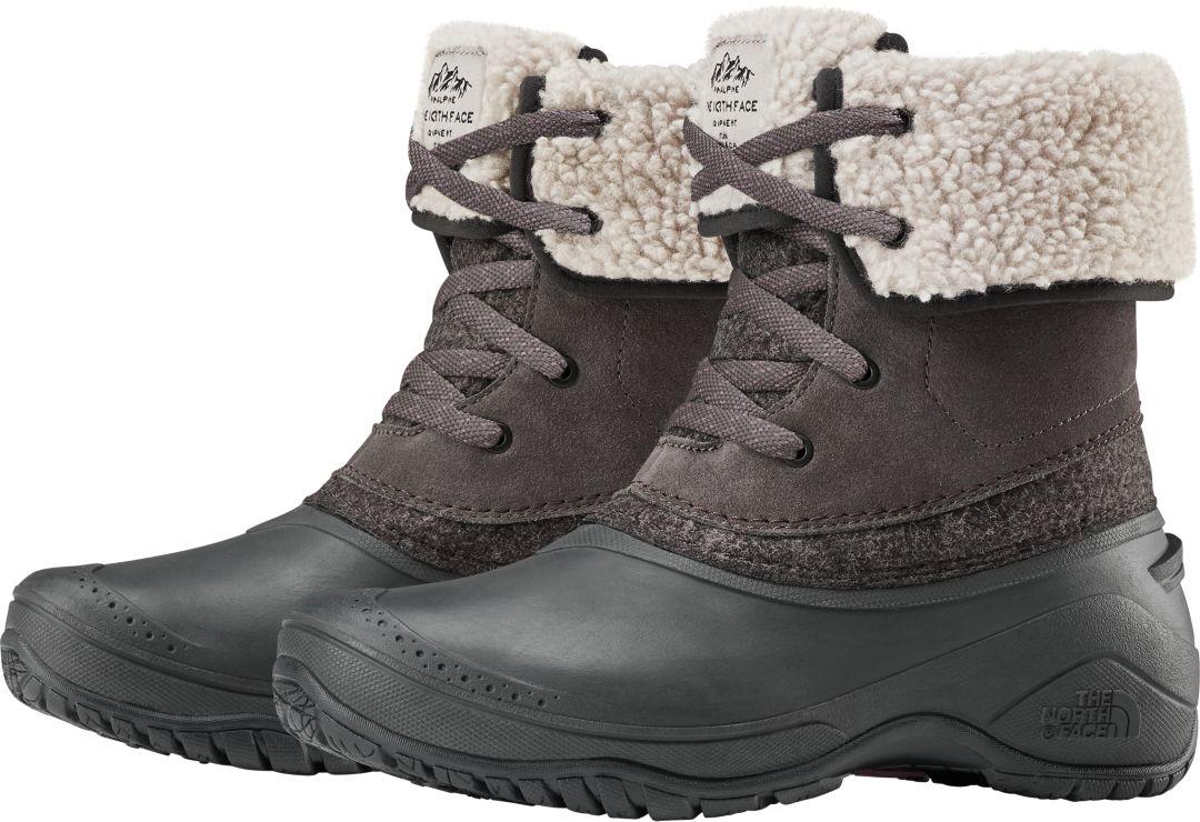 8691125459e The North Face Women's Shellista II Roll-Down 200g Waterproof Winter Boots