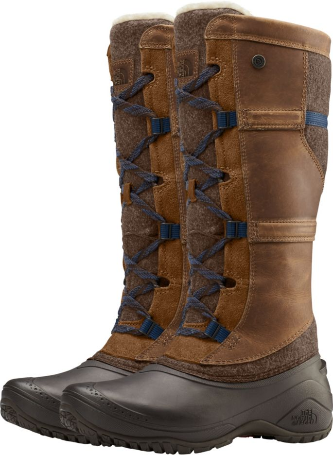 The North Face Women S Sista Iv Tall 200g Waterproof Winter Boots