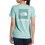 The North Face Women's Short Sleeve Red Box T-Shirt