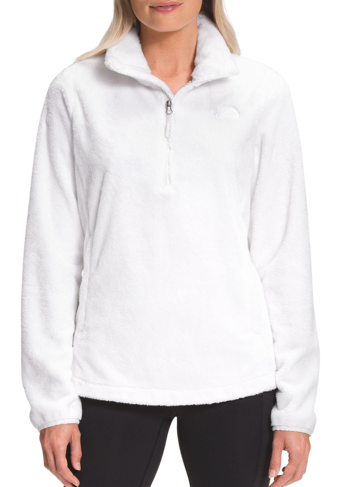 The North Face Women's Osito ¼ Zip Fleece Pullover