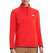 The North Face Women's TKA Glacier Quarter Zip Pullover