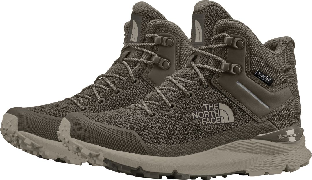 25d4b3534 The North Face Women's Vals Mid Waterproof Hiking Boots