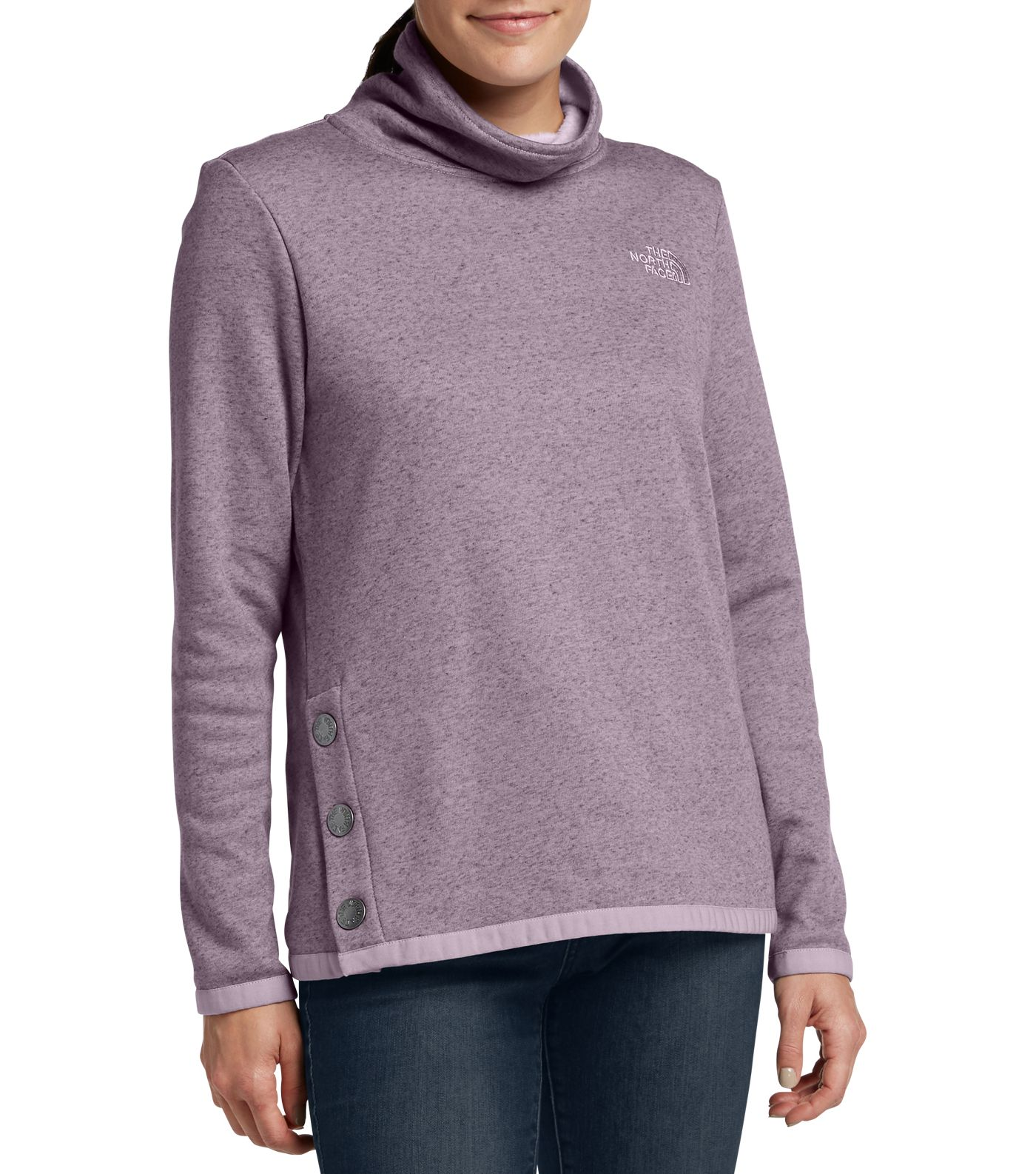 The North Face Women's Everyday Snap Pullover
