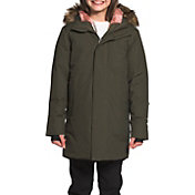 The North Face Girls' Arctic Swirl Parka
