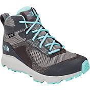 The North Face Jr. Hedgehog Hiker II Mid Waterproof Hiking Boots