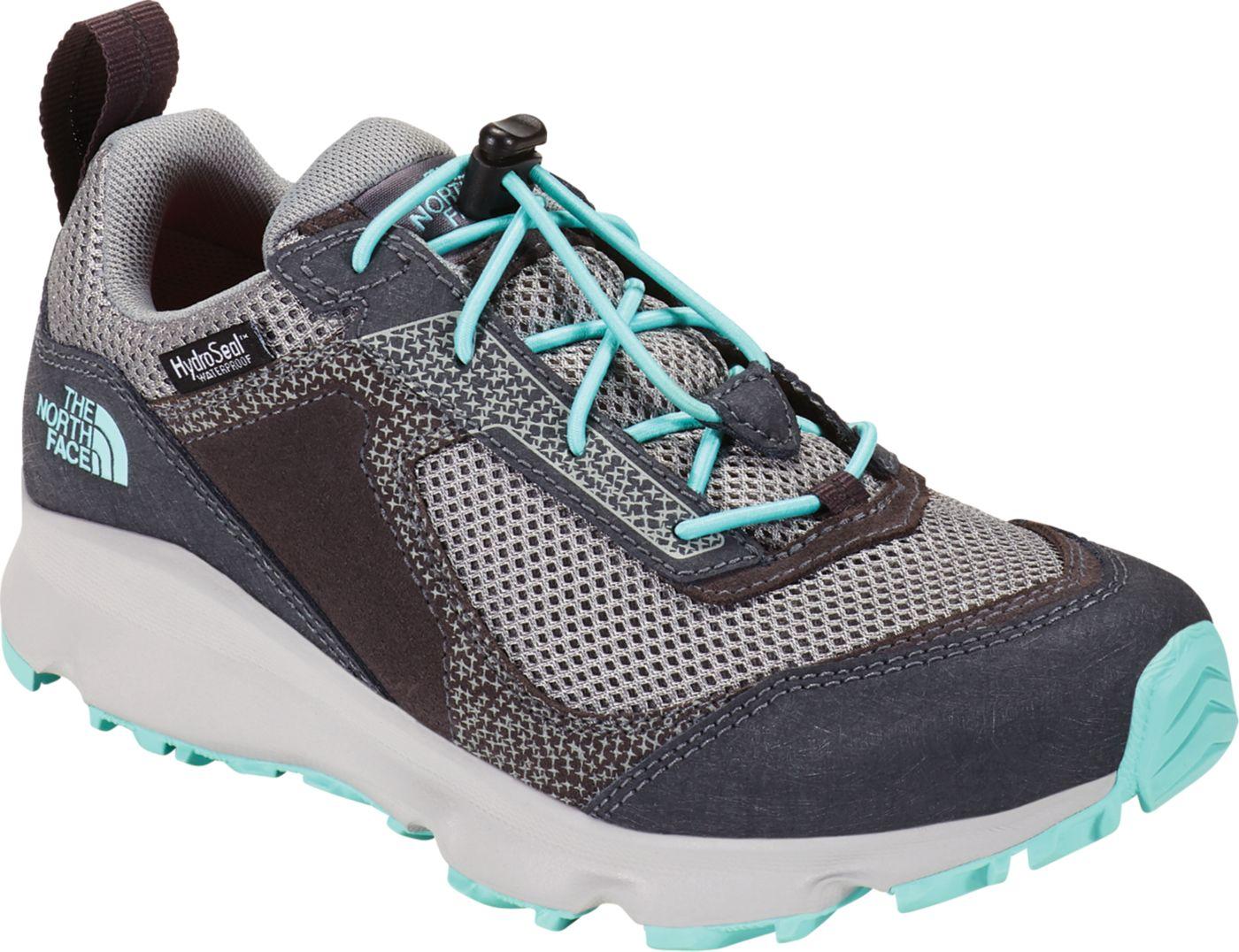 The North Face Jr. Hedgehog Hiker II Waterproof Hiking Shoes