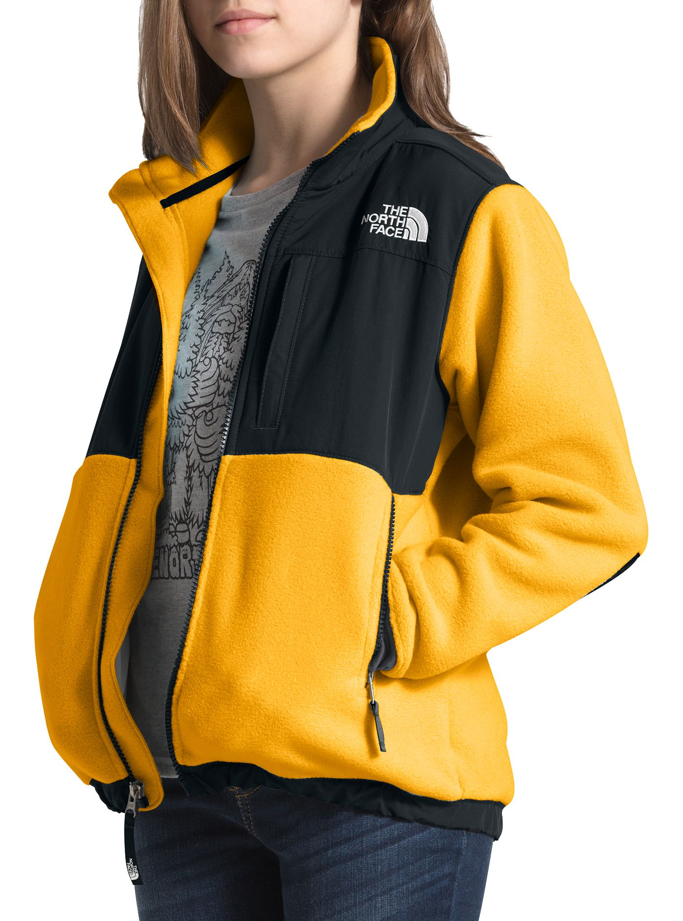 The North Face Youth Denali Fleece Jacket