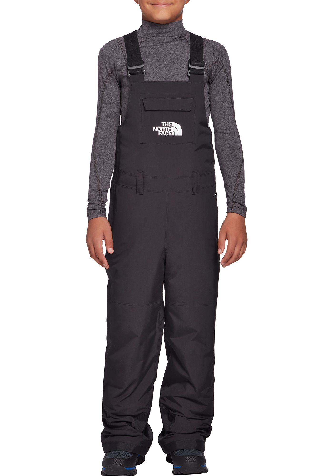 The North Face Youth Freedom Insulated Snow Bib