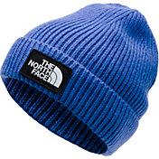 The North Face Youth Box Logo Cuff Beanie