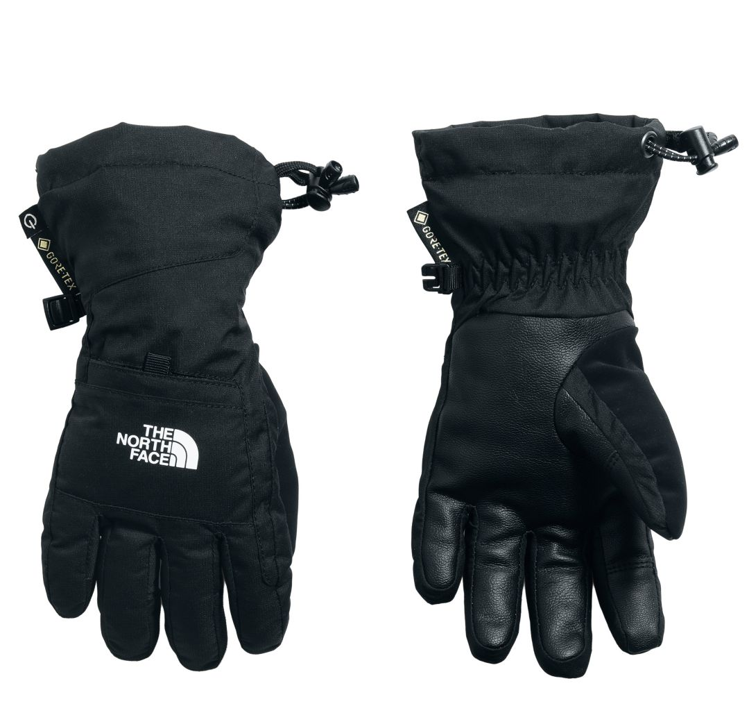 bd4b4f7d1 The North Face Youth Montana Etip GORE-TEX Gloves