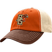 Top of the World Men's Bowling Green Falcons Orange/White Off Road Adjustable Hat
