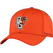 Top of the World Men's Bowling Green Falcons Orange Phenom 1Fit Flex Hat