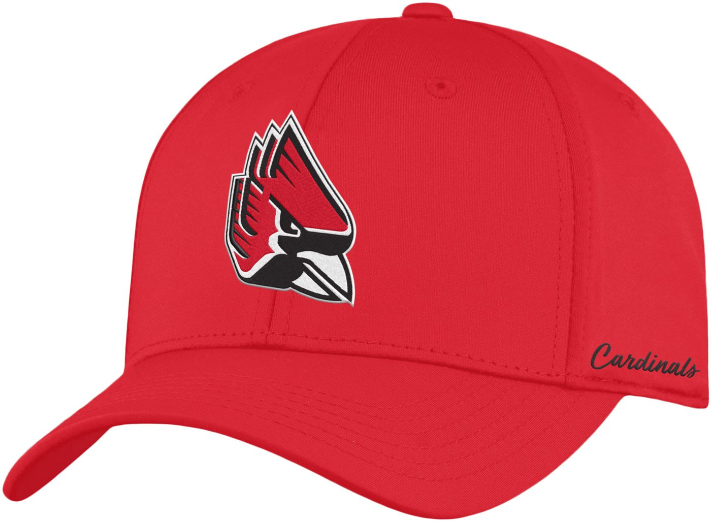 Top of the World Men's Ball State Cardinals Cardinal Phenom 1Fit Flex Hat