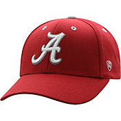 Top of the World Men's Alabama Crimson Tide Crimson Triple Threat Adjustable Hat