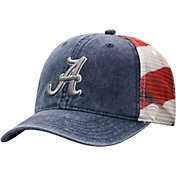 Top of the World Men's Alabama Crimson Tide Flag Adjustable Hat