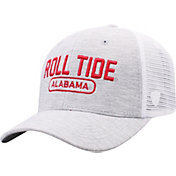 Top of the World Men's Alabama Crimson Tide Grey Notch Adjustable Snapback Hat