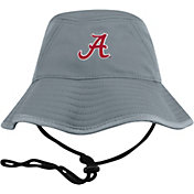 Top of the World Men's Alabama Crimson Tide Grey Bucket Hat