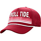 Top of the World Men's Alabama Crimson Tide Crimson Wipeout Adjustable Snapback Hat