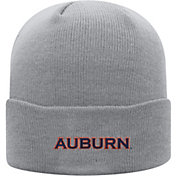 Top of the World Men's Auburn Tigers Grey Cuff Knit Beanie