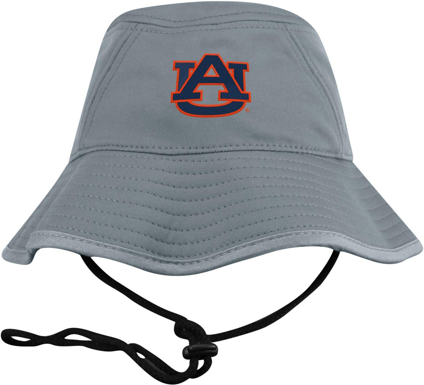 Top of the World Men's Auburn Tigers Grey Bucket Hat