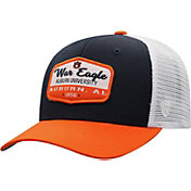 Top of the World Men's Auburn Tigers Navy/Orange/White Verge Adjustable Hat