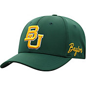 Top of the World Men's Baylor Bears Green Phenom 1Fit Flex Hat