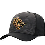 Top of the World Men's UCF Knights Grey/Black Pepper 1Fit Flex Hat