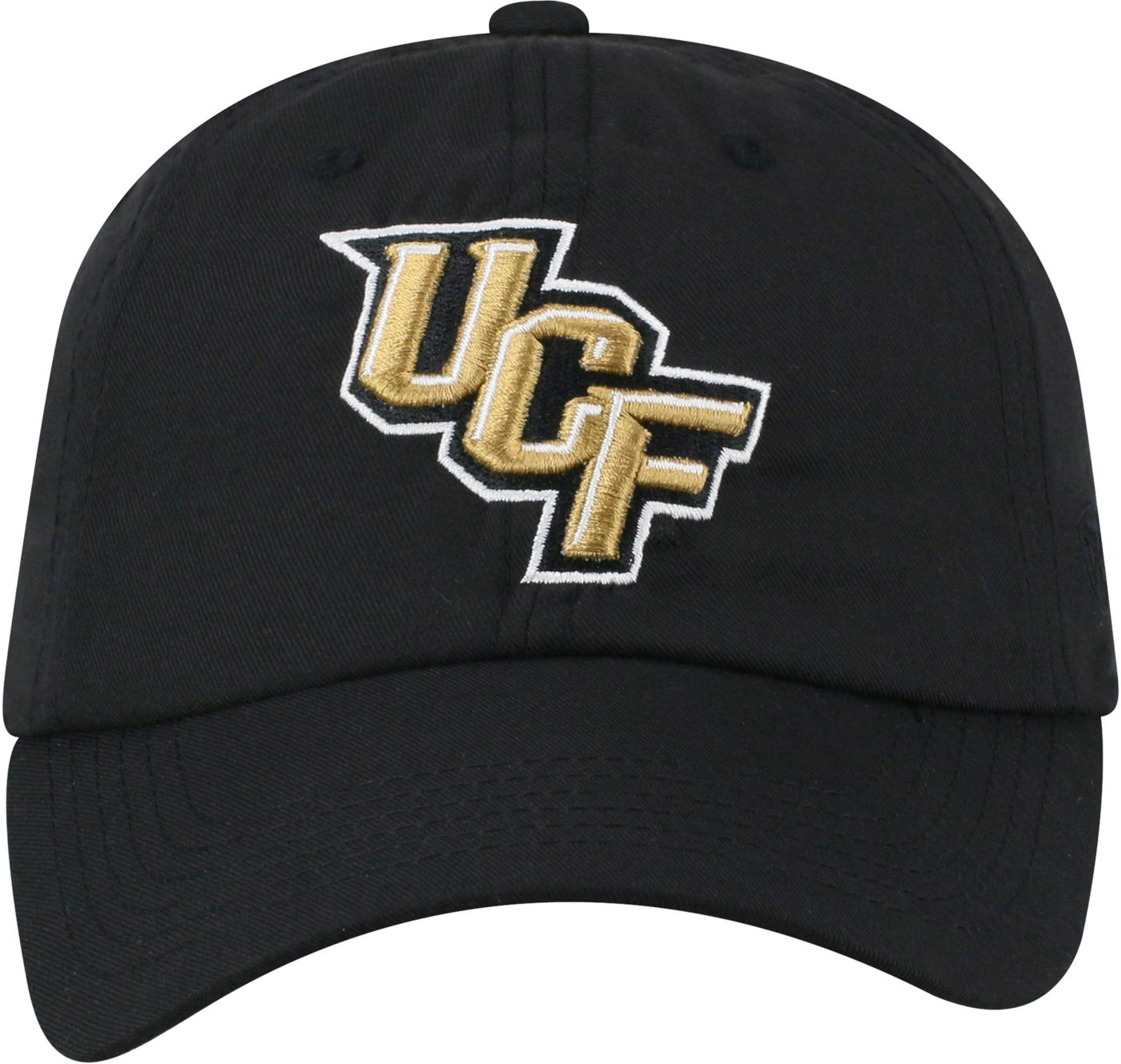 Top of the World Men's UCF Knights Staple Adjustable Black Hat